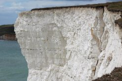 Chalk cliff, Seven Sisters