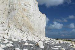 Cliff fall, between Birling Gap and Beachy Head
