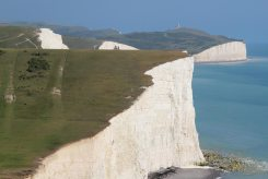 Flagstaff Point and Belle Tout, Seven Sisters