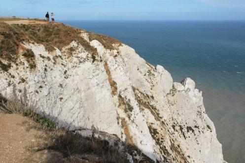 Chalk cliffs, Beachy Head