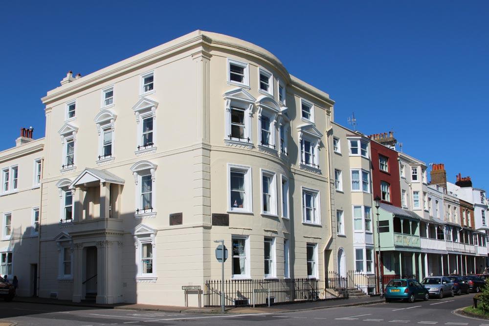 Corner of Norfolk Road and South Terrace, Littlehampton