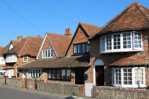 Cottages, Shore Road, East Wittering