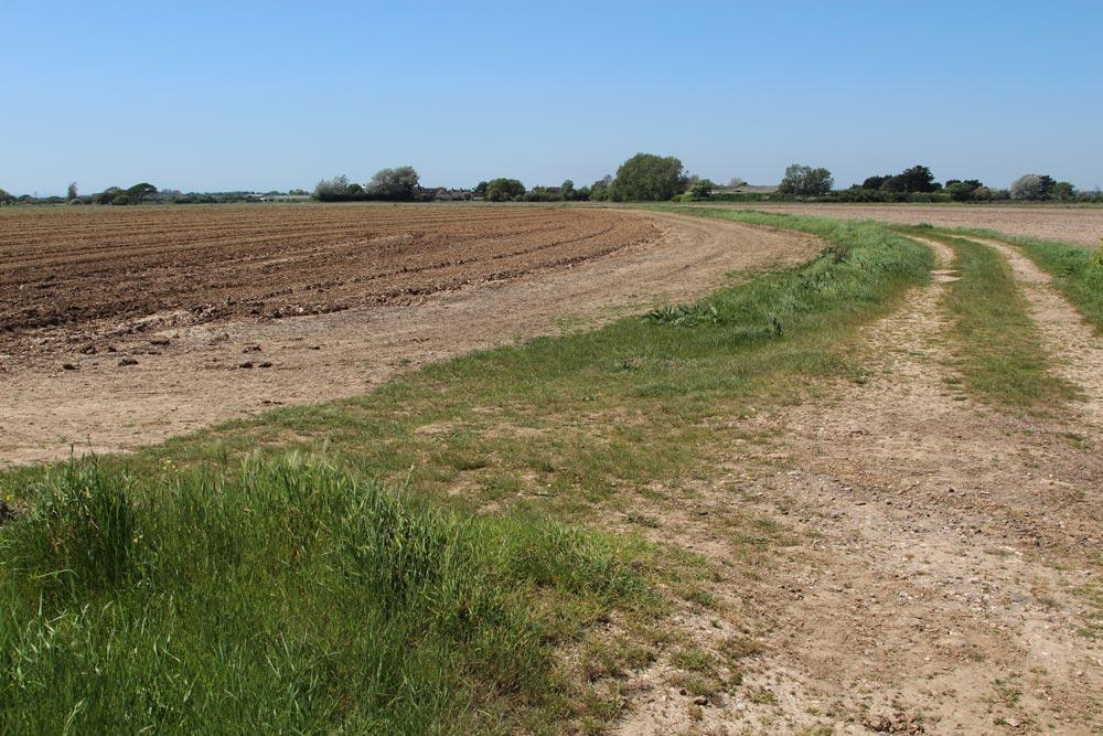 Site of RAF Selsey airfield, World War II, Church Norton