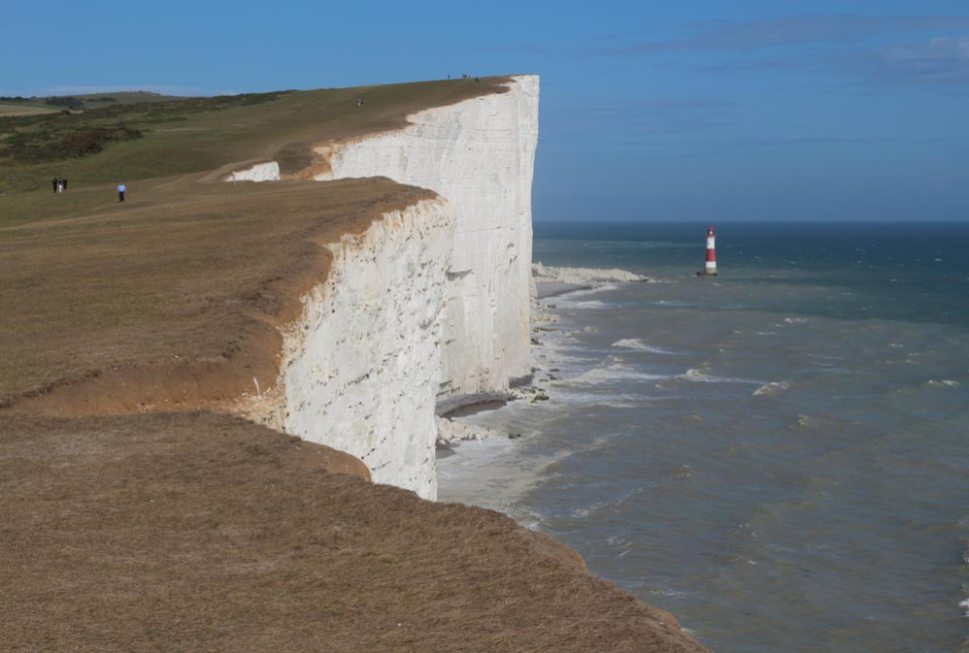 Birling Gap to Beachy Head, Cliff Walk, Sussex - Beautiful