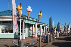 Wonder Works Ice Cream, Harbour Park, Littlehampton
