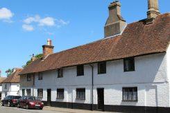 Cottages, High Street, Silsoe