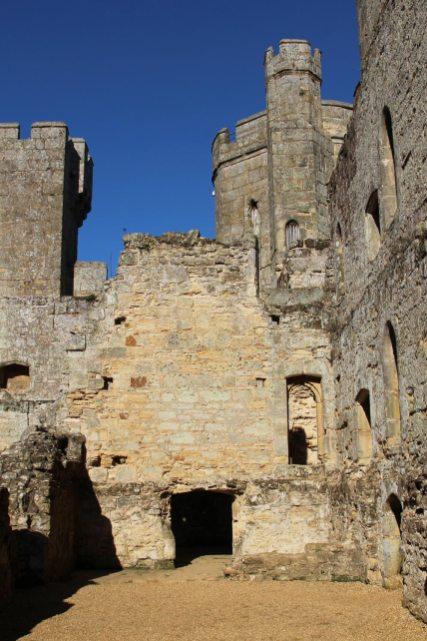 Household Apartments, Bodiam Castle
