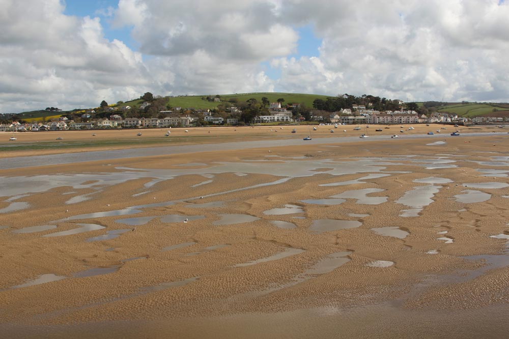 Instow and River Torridge, from Appledore
