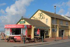 Mrs. B's Amusements and Ice Cream Parlour, Westward Ho!