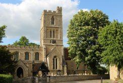 St. Mary's Church, Felmersham