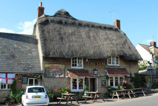 The Sun Inn, Felmersham