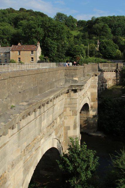 Avoncliff Aqueduct over River Avon, Avoncliff
