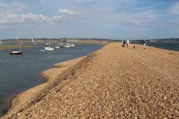 Hurst Spit, Milford-on-Sea