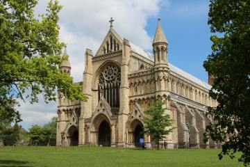 The Cathedral and Abbey Church of St. Alban, St. Albans