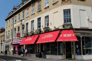 Cafe Retro, York Street, Bath