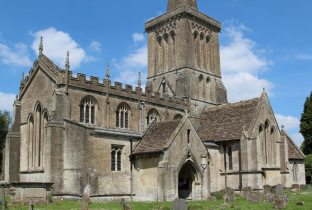 Church of St. Mary the Virgin, Bishops Cannings