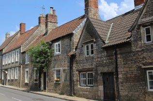 Cottages, High Street, Norton St. Philip