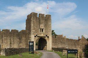 East Gatehouse, Farleigh Hungerford Castle, Farleigh Hungerford