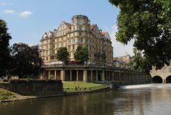 Empire Hotel, River Avon, Bath