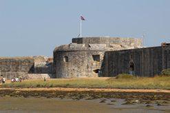 Hurst Castle, Hurst Spit, Milford-on-Sea