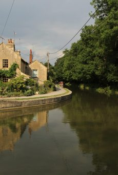 Kennet and Avon Canal, Avoncliff