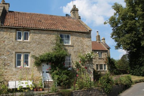 Lester Cottage, Wellow
