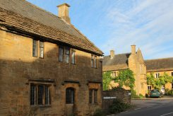 Middle Street and The Chantry, Montacute