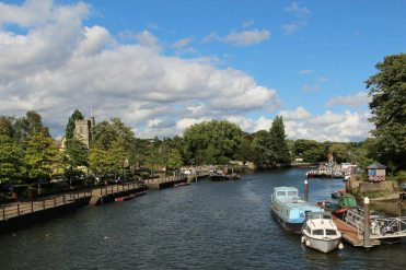 River Thames, Twickenham