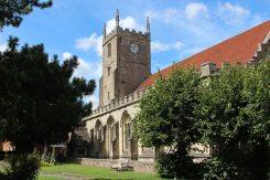 St. Mary's Church, Marlborough