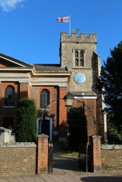 St. Mary's Church, Twickenham