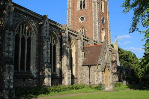 St. Peter's Church, St. Albans
