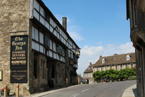 The George Inn, High Street, Norton St. Philip