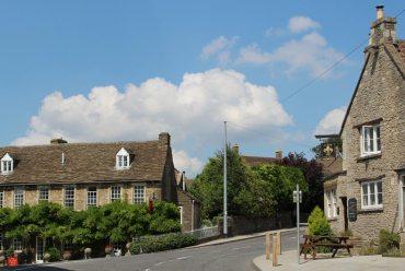 The Plaine Bed and Breakfast and Fleur De Lys pub, Norton St. Philip