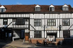 The White Hart Hotel, Holywell Hill, St. Albans