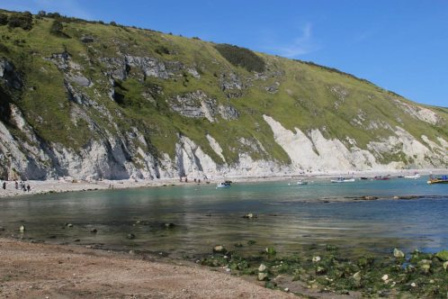 Beach, Lulworth Cove