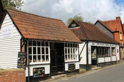 Burley-licious Tea Rooms, Burley, New Forest