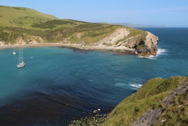 East Point and East Over, Lulworth Cove