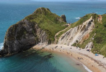 Man O' War Beach, near Durdle Door