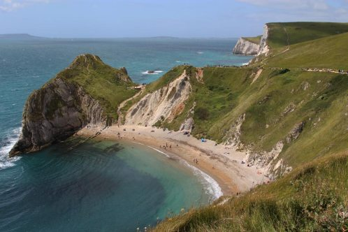 Man O' War Cove, near Durdle Door