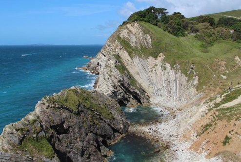 Stair Hole, Lulworth Cove
