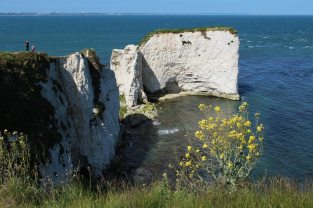 The Foreland or Handfast Point, Old Harry Rocks, Studland