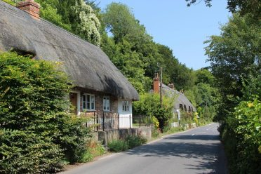 Toll Cottage and Shepherds Cottage, Wherwell