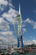 Emirates Spinnaker Tower, Gunwharf Quays, Portsmouth