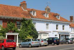 Kings Head House and Old Swan House, Stockbridge