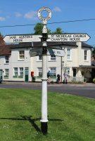 Signpost, Chawton