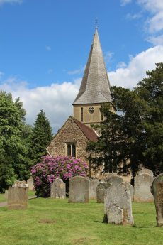 St. James' Church, Shere