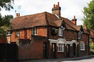 The Harrow pub, Compton