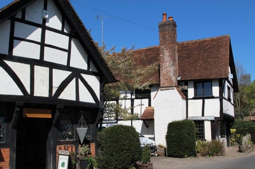 The Old Forge and Bodryn, Shere