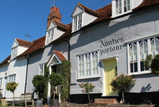 Aunties Parlour and Jasmine Cottage, The Causeway, Finchingfield