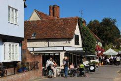 Bosworth's Tea Room, Finchingfield